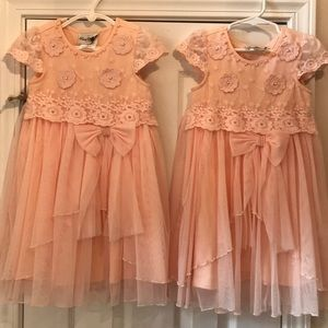 Twin Rare Editions size 5 party dress